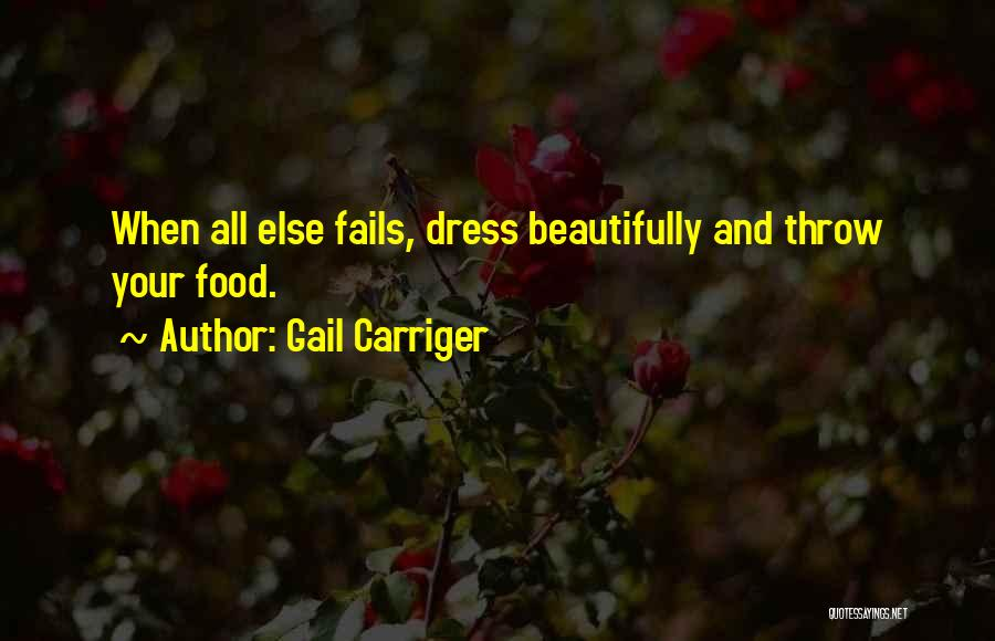 Gail Carriger Quotes 1954880