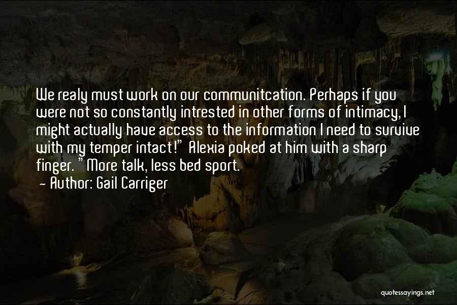Gail Carriger Quotes 199033
