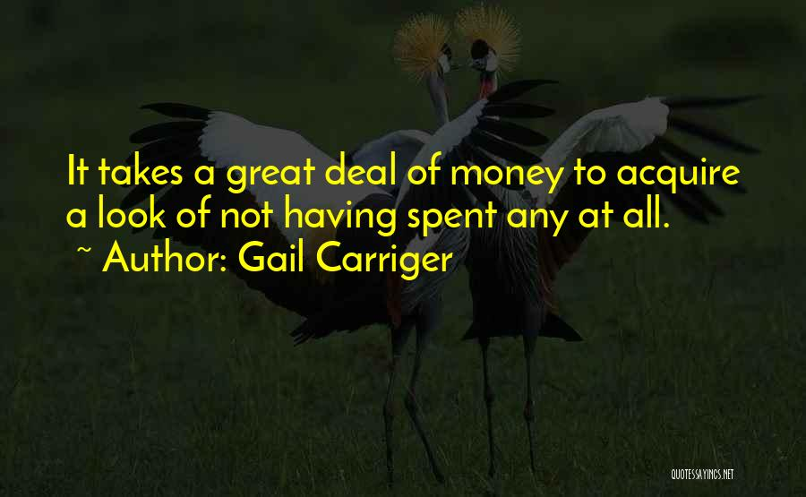 Gail Carriger Quotes 2180310