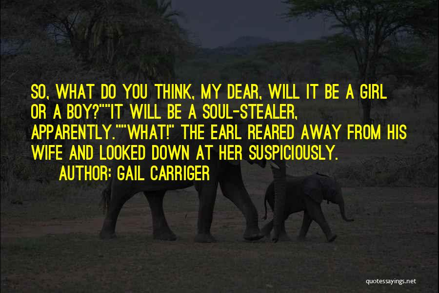 Gail Carriger Quotes 2235806