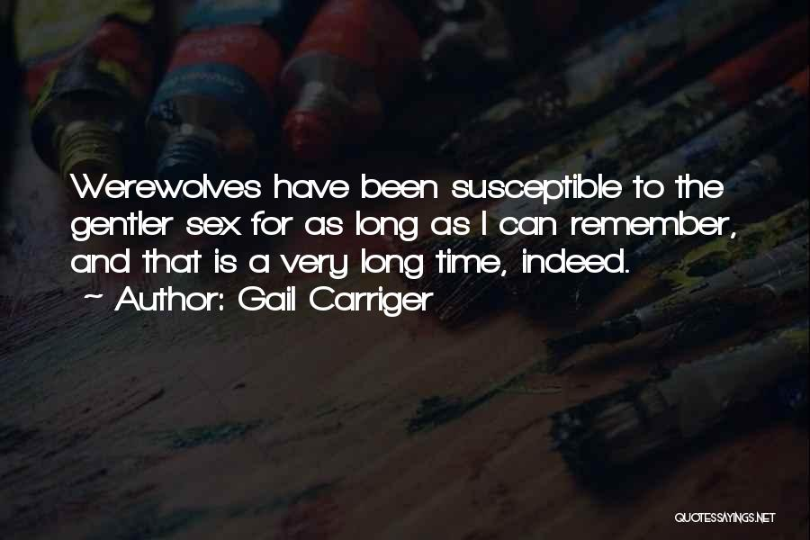Gail Carriger Quotes 516933