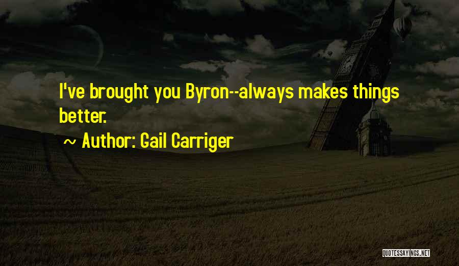 Gail Carriger Quotes 530982