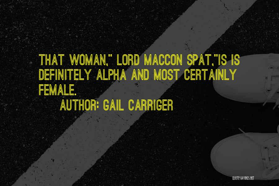 Gail Carriger Quotes 537750