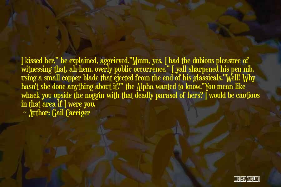 Gail Carriger Quotes 615232