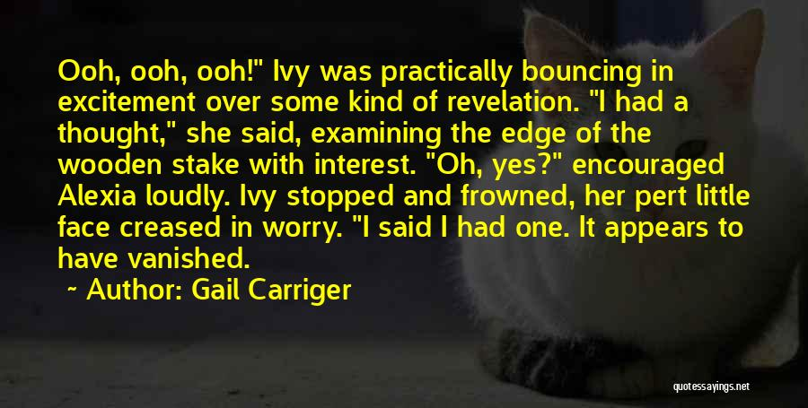 Gail Carriger Quotes 639242