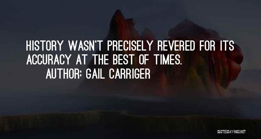 Gail Carriger Quotes 669191