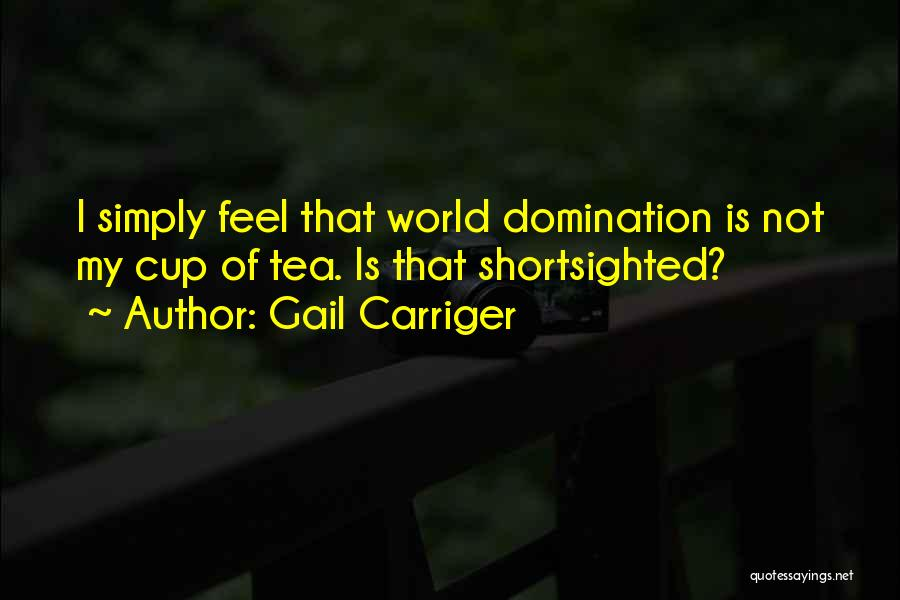 Gail Carriger Quotes 679566