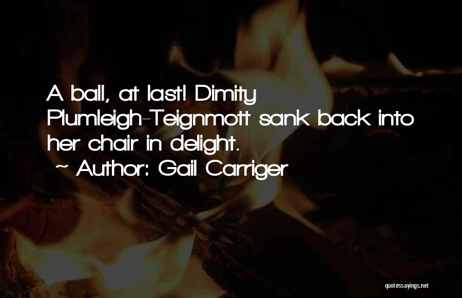 Gail Carriger Quotes 680593