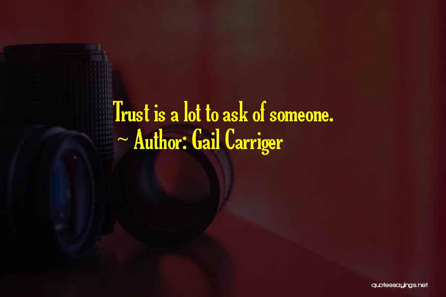 Gail Carriger Quotes 757466