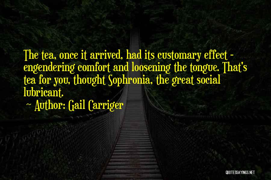 Gail Carriger Quotes 818922