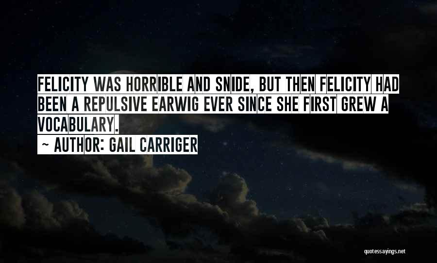 Gail Carriger Quotes 897607