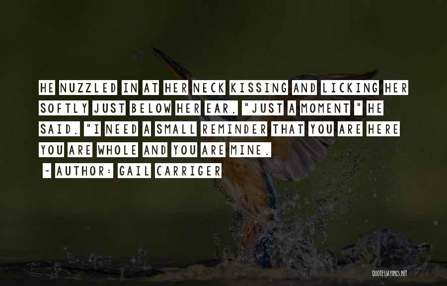 Gail Carriger Quotes 977283