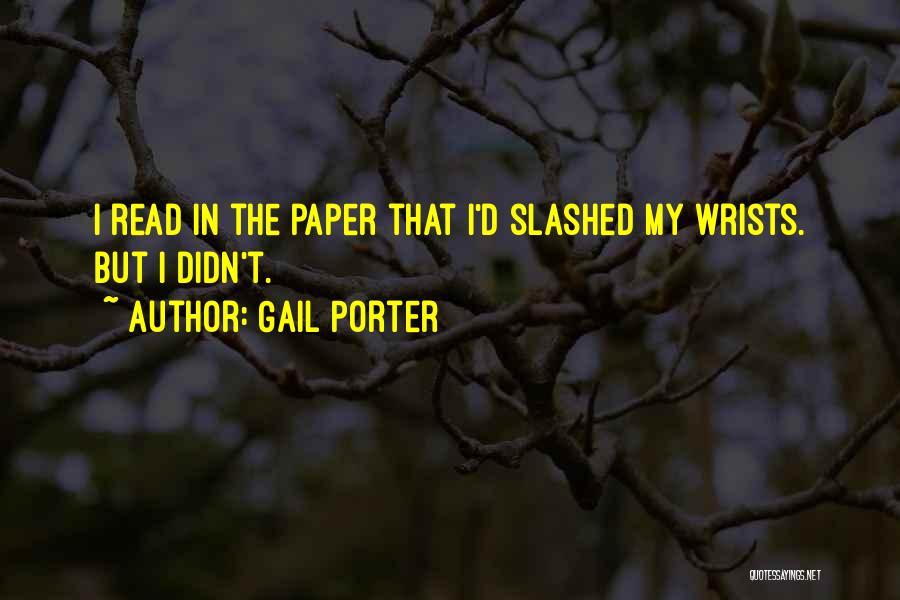 Gail Porter Quotes 103858