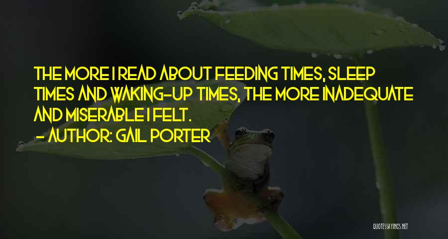Gail Porter Quotes 1100936