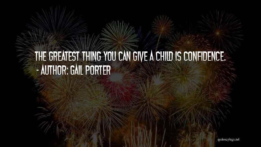 Gail Porter Quotes 1297435