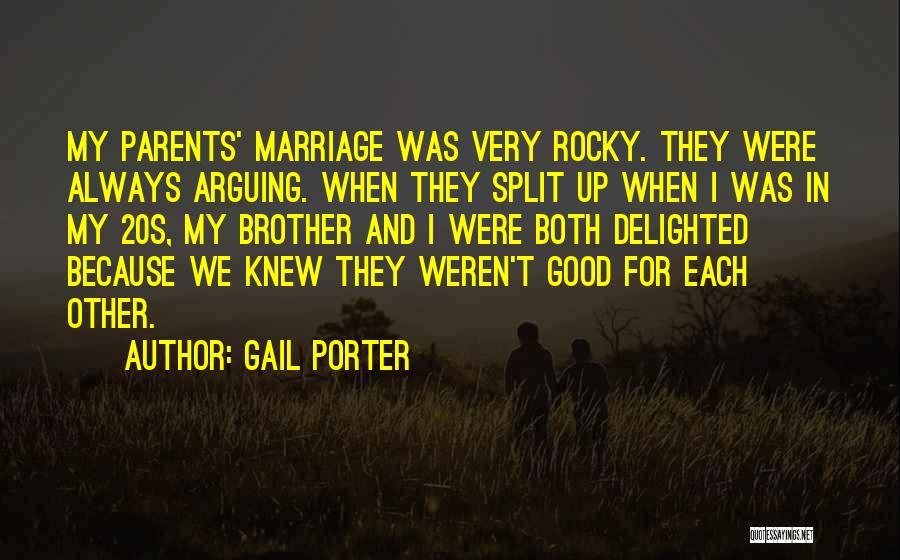Gail Porter Quotes 301818