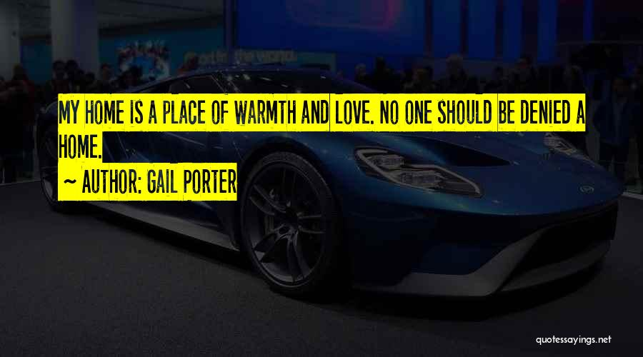 Gail Porter Quotes 782350