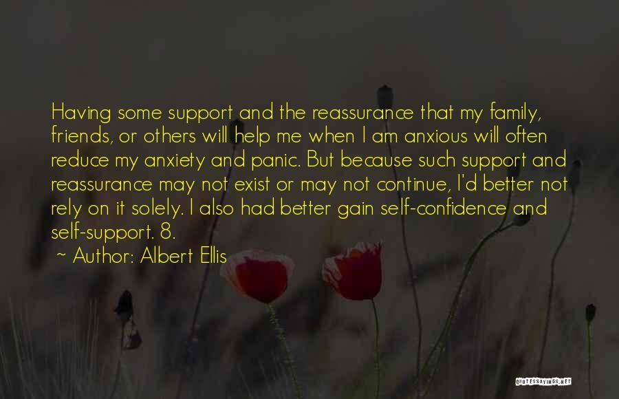 Gain Friends Quotes By Albert Ellis