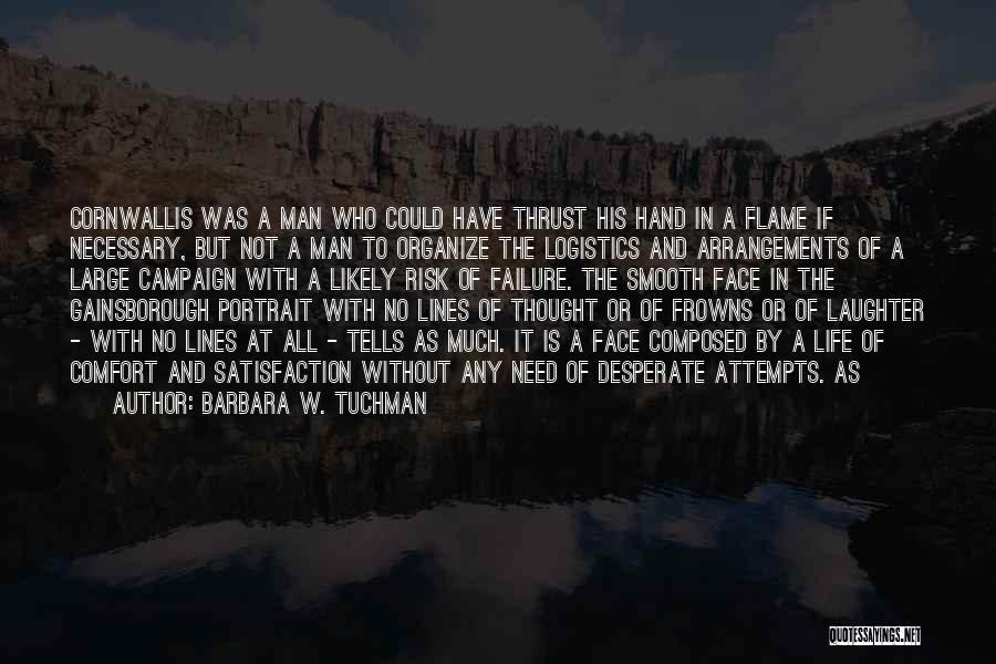 Gainsborough Quotes By Barbara W. Tuchman
