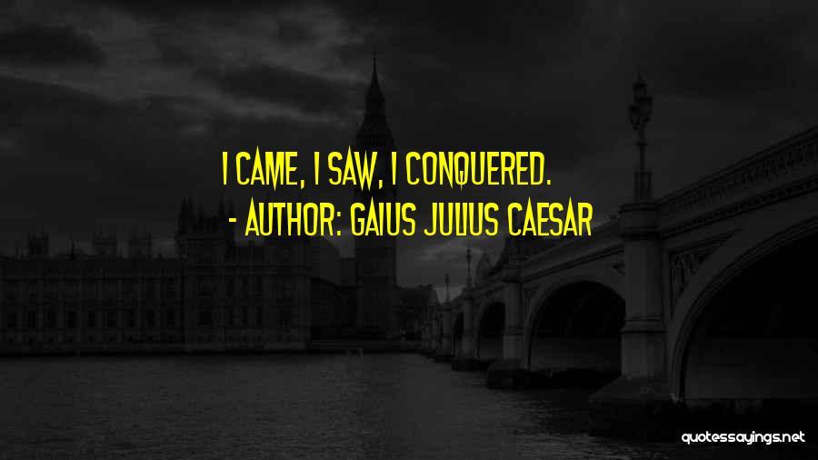 Gaius Julius Caesar Quotes 1375036