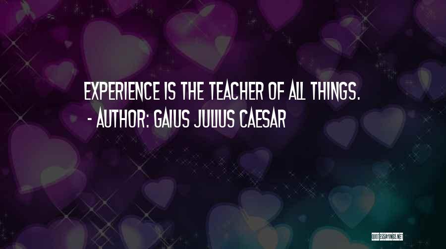 Gaius Julius Caesar Quotes 216743