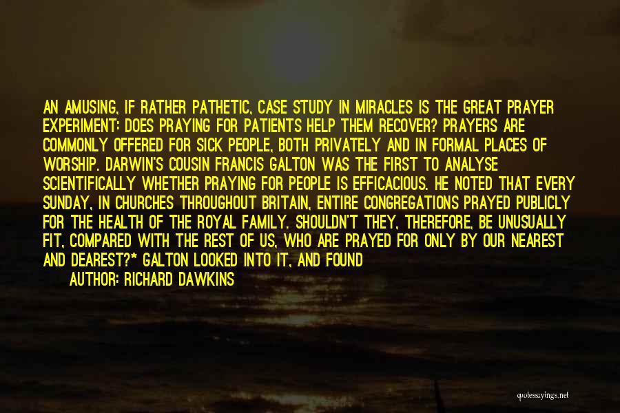 Galton Quotes By Richard Dawkins