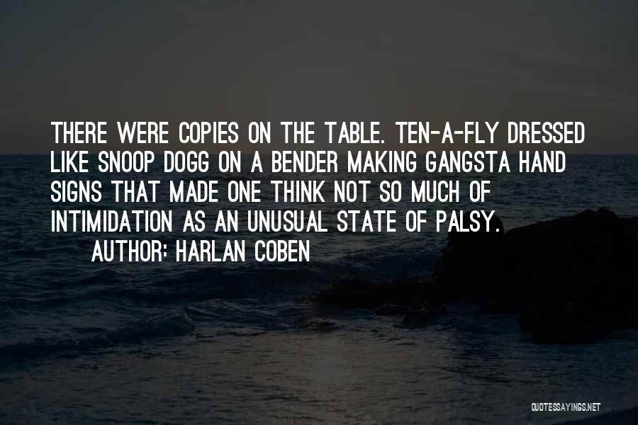 Gangsta Quotes By Harlan Coben
