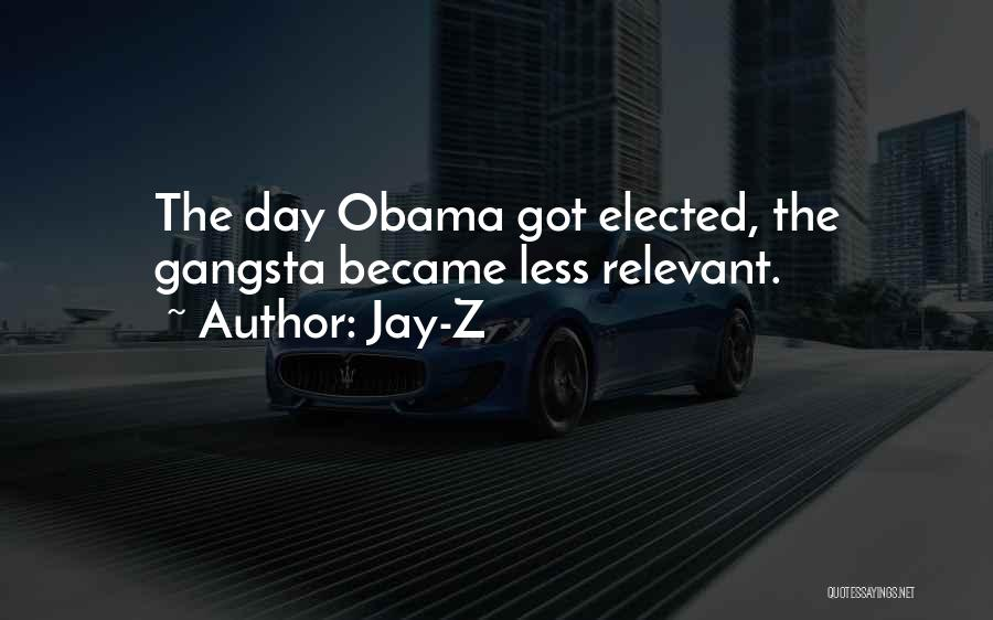 Gangsta Quotes By Jay-Z