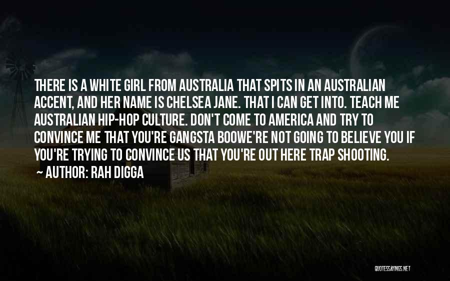 Gangsta Quotes By Rah Digga
