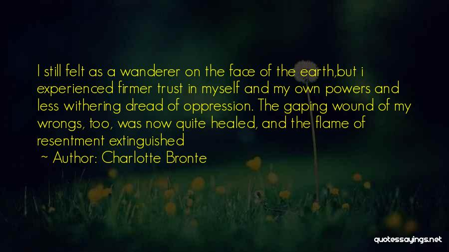 Gaping Quotes By Charlotte Bronte