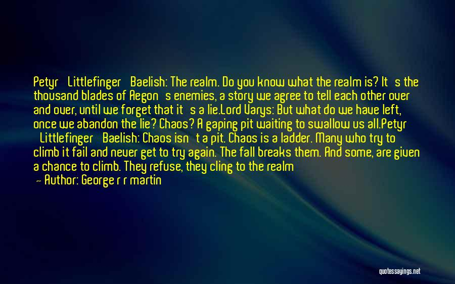 Gaping Quotes By George R R Martin