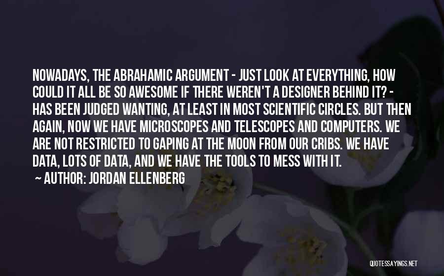Gaping Quotes By Jordan Ellenberg