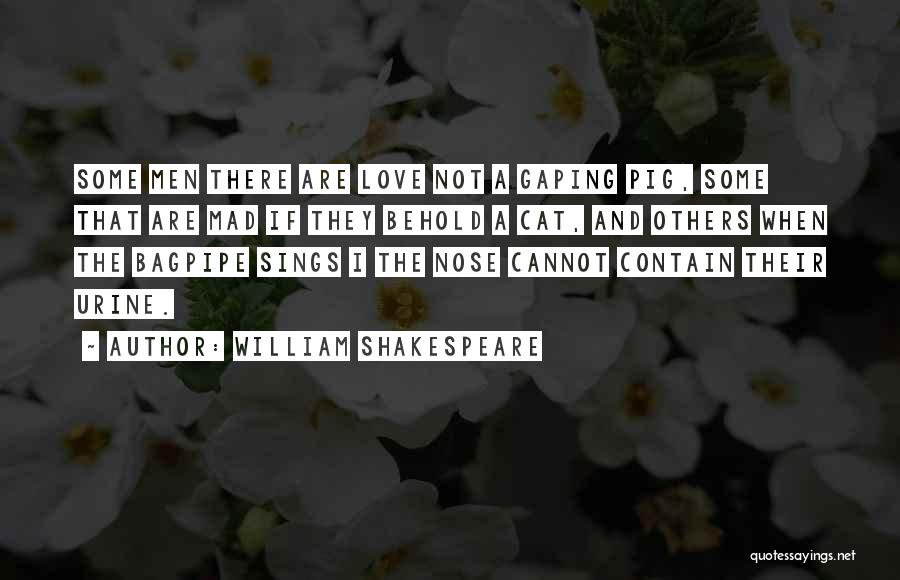 Gaping Quotes By William Shakespeare