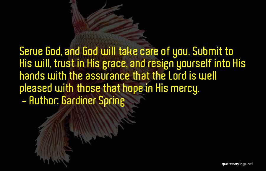 Gardiner Spring Quotes 121149