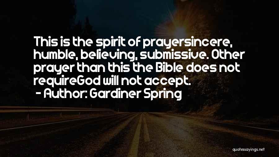 Gardiner Spring Quotes 2067072