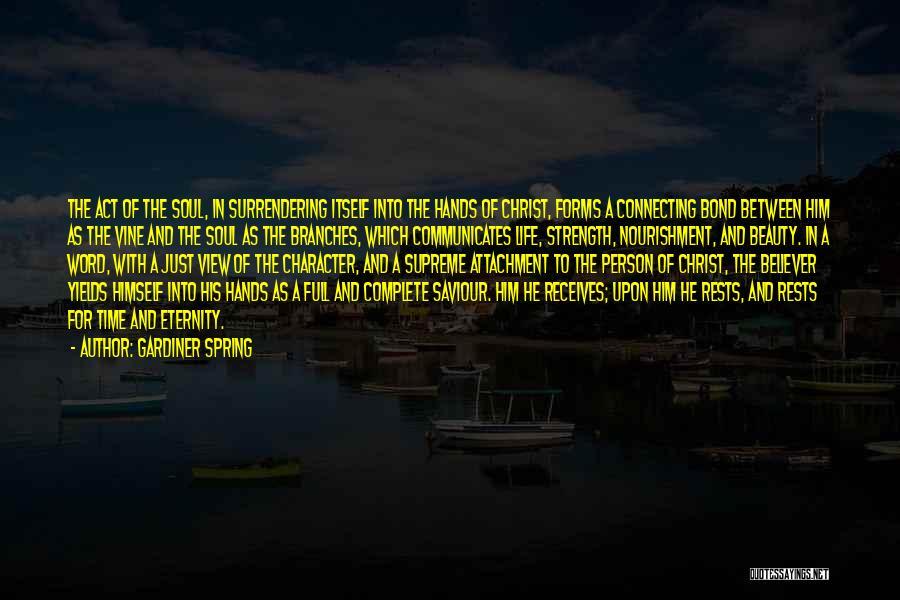 Gardiner Spring Quotes 816655