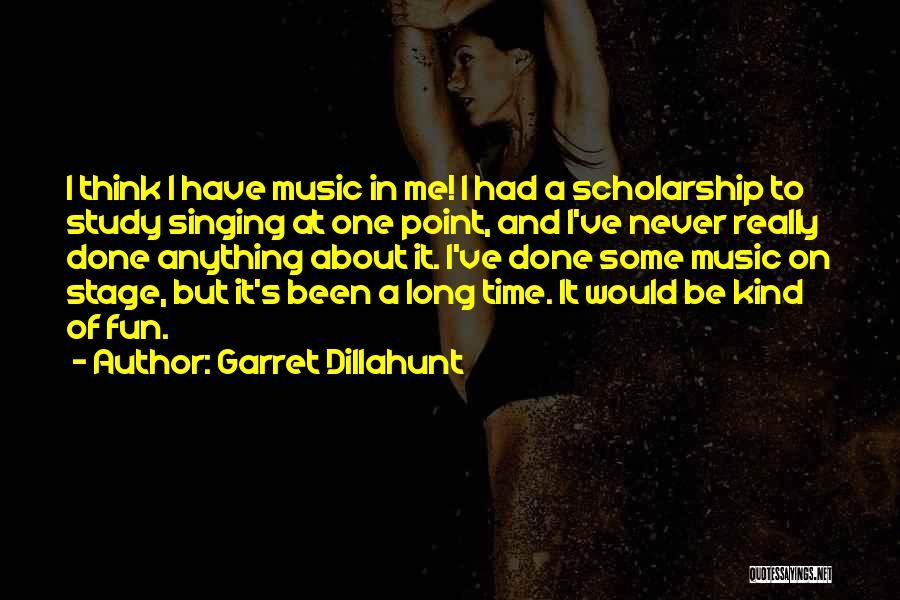 Garret Dillahunt Quotes 1247668