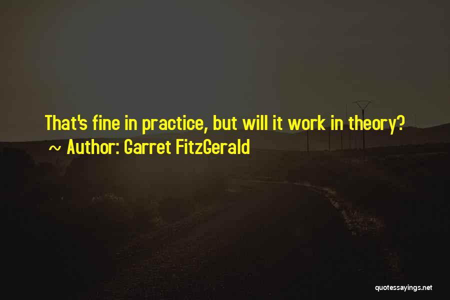 Garret FitzGerald Quotes 728589