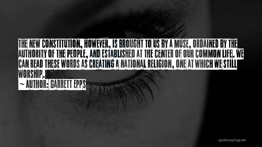 Garrett Epps Quotes 1134862