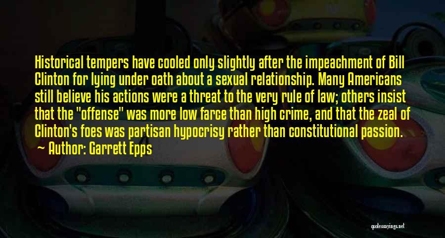Garrett Epps Quotes 168401