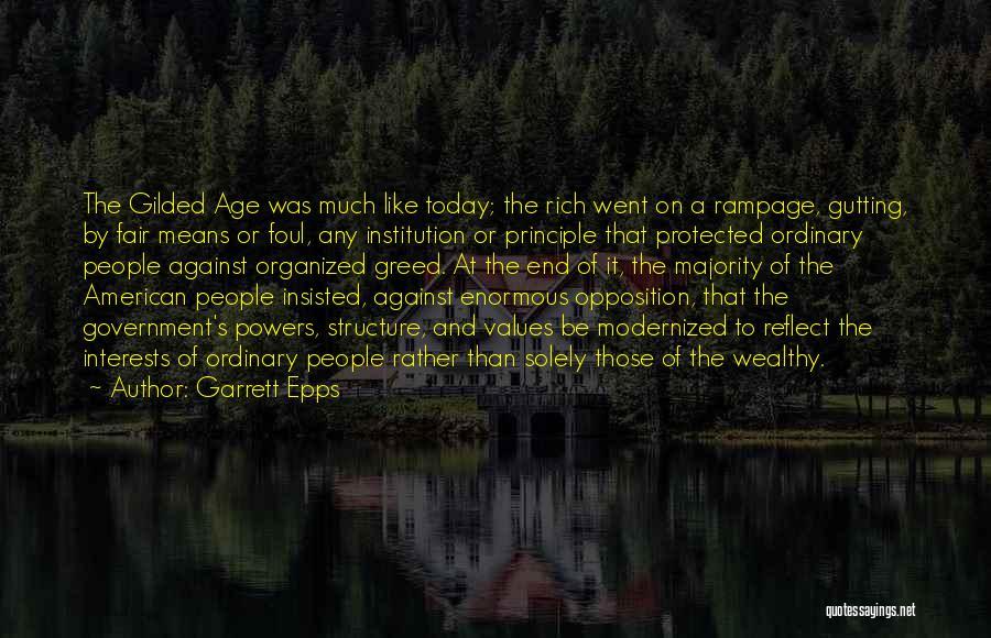 Garrett Epps Quotes 1856069