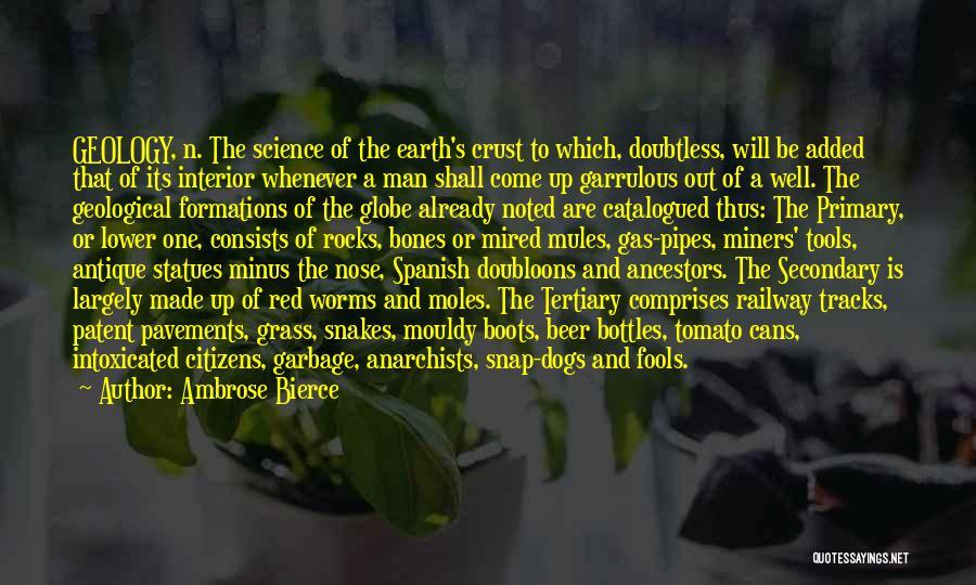 Garrulous Quotes By Ambrose Bierce