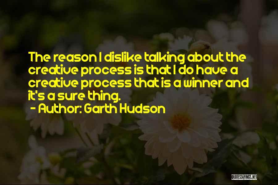 Garth Hudson Quotes 1908015