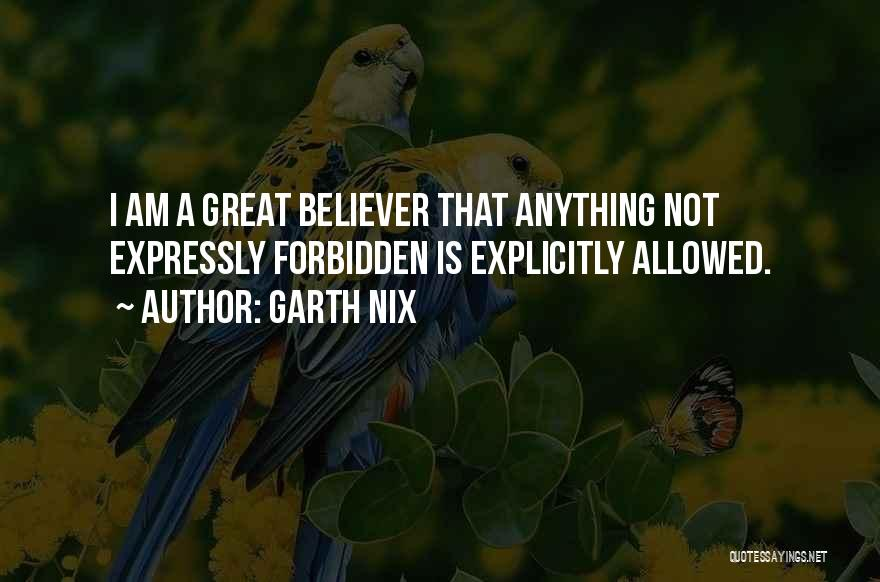 Garth Nix Quotes 1080765
