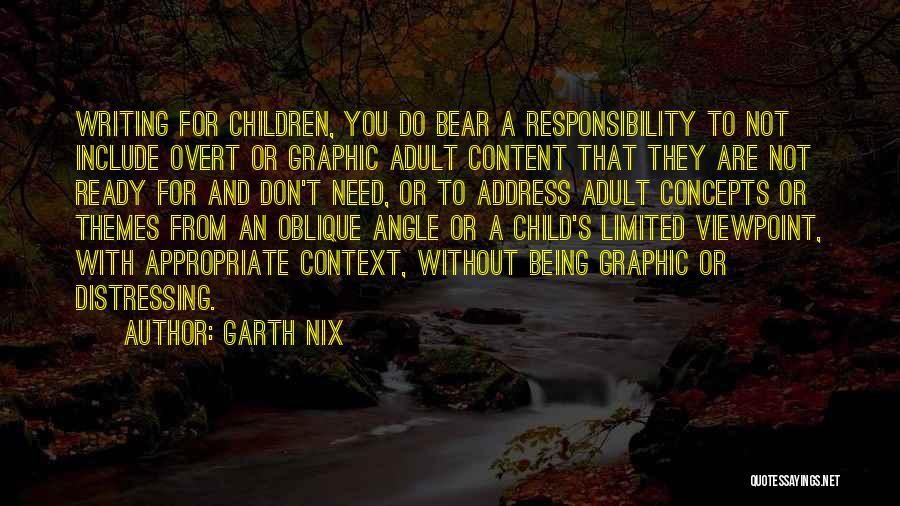 Garth Nix Quotes 1137418