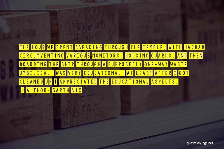 Garth Nix Quotes 115802
