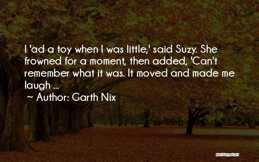 Garth Nix Quotes 1458501