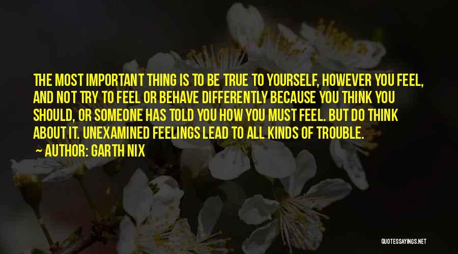 Garth Nix Quotes 1530540