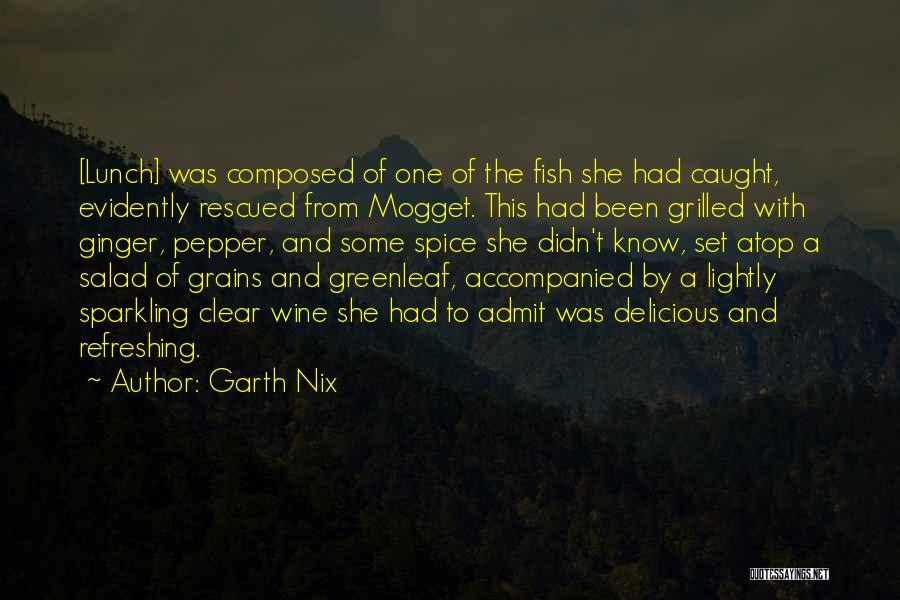 Garth Nix Quotes 1547982