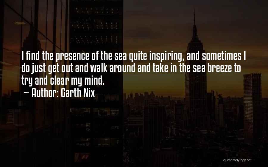 Garth Nix Quotes 1744875